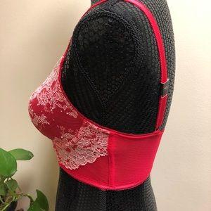Victoria's Secret Intimates & Sleepwear - NWT Victoria Secret lace and rhinestone bra
